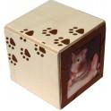 EterniBox B - Cercueil biodégradable pour très petit animal de compagnie
